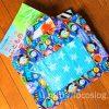 【アイロン不要】簡単レッスンバッグ(裏地あり)の作り方。幼稚園 通園バッグOK!